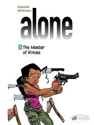 Alone -The Master of Knives