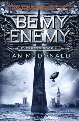 Be My Enemy (Everness #2)