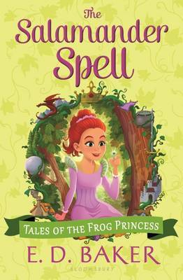 The Salamander Spell (Tales of the Frog Princess #5)