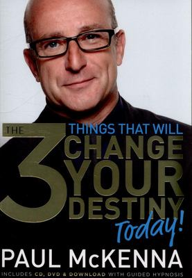 3 Things That Will Change Your Destiny T