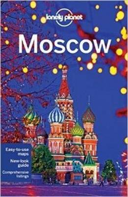 Lonely Planet Moscow (6th ed.)