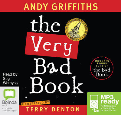 The Very Bad Book & the Bad Book