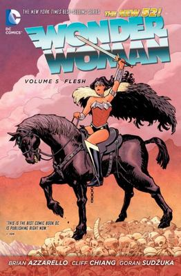 Wonder Woman: Volume 5: Flesh