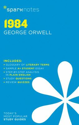 Spark Notes 1984 by George Orwell