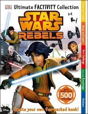 Star Wars Rebels Ultimate Factivity Collection