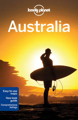 Australia Lonely Planet (17th ed.)