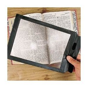 Magnifier Sheet Set A4 & Credit Card-size (CT605)