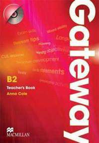 Gateway Upper- Intermediate (B2)Teacher Book and Test CD Pack  and Webcode