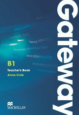 Gateway Pre-Intermediate (B1) Teacher Book and Test CD Pack  and Webcode