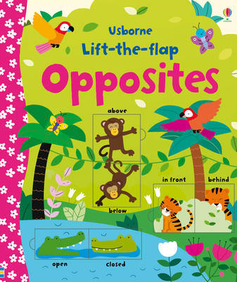 Opposites (Lift-the-Flap)