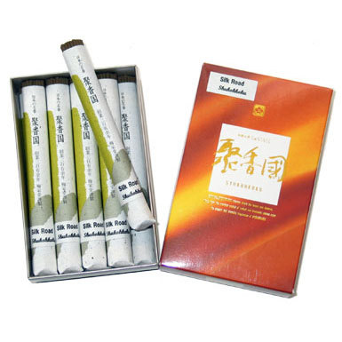 Baieido Shukohkoku Silk Road Incense