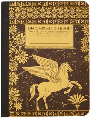 Pegasus Large Ruled Decomposition Notebook