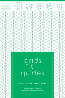 Grids and Guides - 3 Notepads for Visual Thinkers