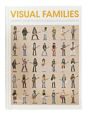 Visual Families - Graphic Storytelling in Design and Illustration