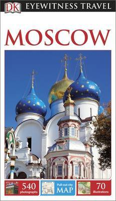 Moscow - DK Eyewitness Travel Guide