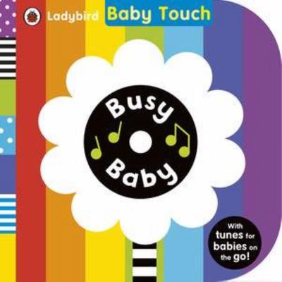 Busy Baby (Baby Touch Book & CD)
