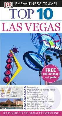 Las Vegas Top 10 - DK Eyewitness Travel Guide