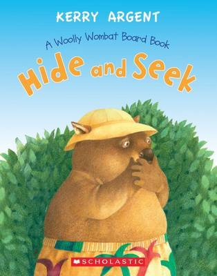 One Woolly Wombat: Hide and Seek