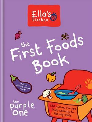 The First Foods Book: The Purple One