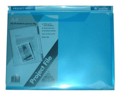 Project File 152A A4 Blue
