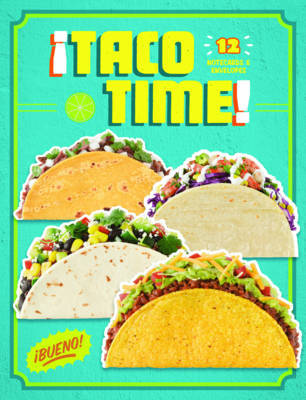 Taco Time Notecards