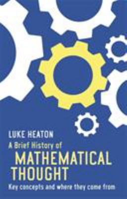 A Brief History of Mathematical Thought: Key Concepts and Where They Come from