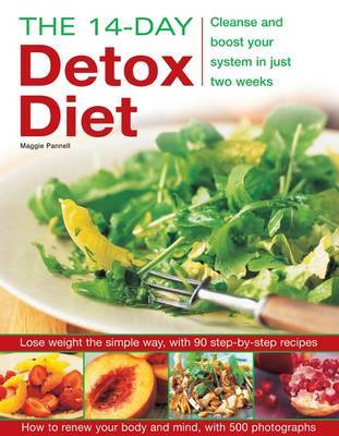 14-day Detox Diet: Cleanse and Boost Your System in Just Two Weeks