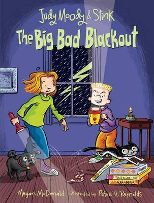 The Big Bad Blackout (Judy Moody and Stink)