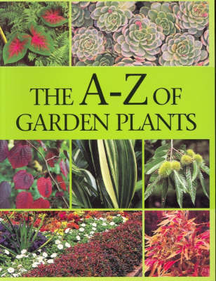 A-Z of Garden Plants