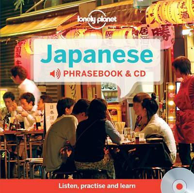 Japanese Phrasebook and Audio CD 2nd Ed