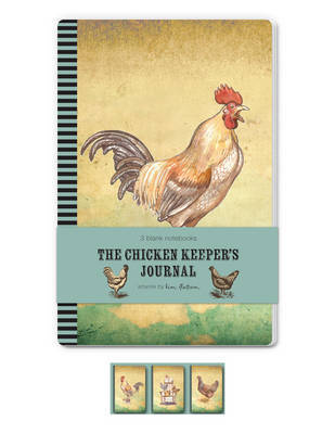 Chicken Keepers Blank Notebooks