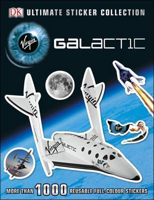 Virgin Galactic Ultimate Sticker Collection