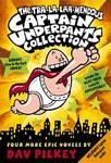Captain Underpants Collection Boxed Set (#5-8)