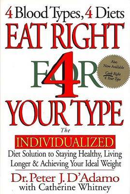 Eat Right for Your Type (HB)