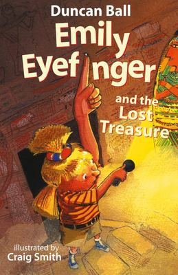Emily Eyefinger : Lost Treasure