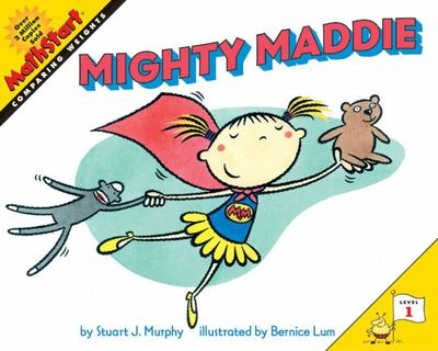 Mighty Maddie (Mathstart Level 1)