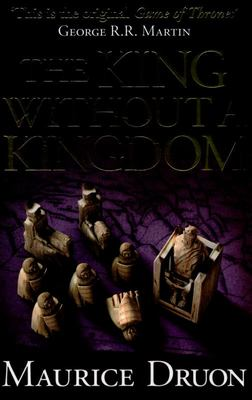 King Without a Kingdom (Accursed Kings #7)