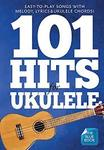 101 Hits for Ukulele Blue Book Uke Book