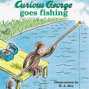 Curious George Goes Fishing (Board)