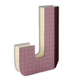 Alphabooks J Notebook (37325)