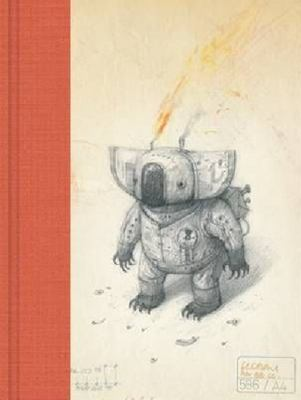 Parrafin Oil Koala: Shaun Tan Blank Journal