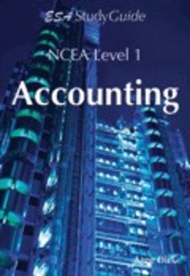 ESA Accounting Level 1 Study Guide