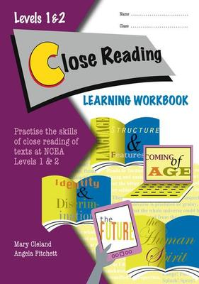 ESA NCEA Level 1 & 2 Close Reading Learning Workbook