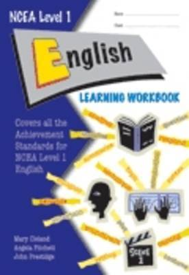 ESA NCEA Level 1 English Learning Workbook