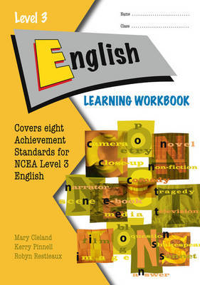 ESA English Level 3 Learning Workbook