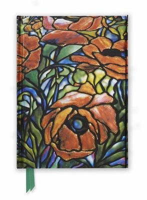 Flame Tree Notebook (Tiffany Poppy)