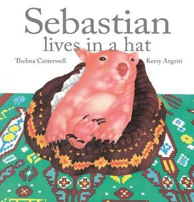Sebastian Lives in a Hat (Board)