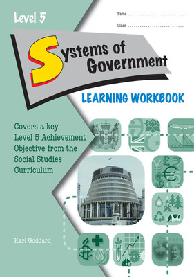 ESA Yr 9 & 10 Learning Workbook: Systems of Government
