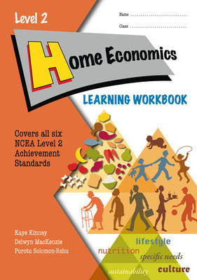 ESA Home Economics Level 2 Learning Workbook