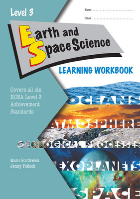 ESA Earth and Space Science Level 3 Learning Workbook